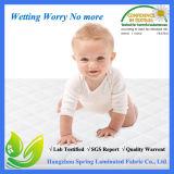 Anti protezione Premium del materasso della greppia del bambino dell'acaro della polvere