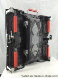 P4.81 ao ar livre P6.25 morrem o indicador de diodo emissor de luz do alumínio de carcaça