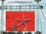 Mobile SMD Outdoor Verhuur Video LED-display voor Stages (P6, P6.67, P8, P10 LED-paneel)