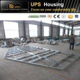 Casas de marco de acero prefabricadas confeccionadas de la fabricación de China