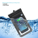 Wasserdichter Strand-Beutel, Belüftung-wasserdichter Beutel-Kasten für Handy