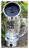 Tasse de café Stirring de cuvettes et de tasses d'individu électrique portatif d'acier inoxydable