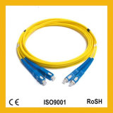 Sm/mm Sx/Dx Single Mode Multi Mode Simplex Duplex 0.9/2.0/3.0mm Fiber Optic Patch Cord