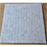 Tuiles de mosaïque de marbre populaires faites sur commande pour la décoration de mur