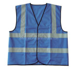 Высокое Visibility Vest для Traffic (DFV1009)