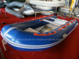 2015 neues Model 3.9m Rigid Inflatable Boat Rib390b Rubber Boat Hypalon mit CER Fishing Boat