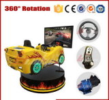 360 градусов вращения Интерактивная симулятор вождения с Motion платформы