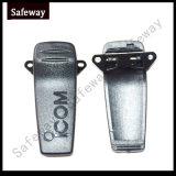Clip ceinture d'accessoires de talkie-walkie pour Icom IC-V8