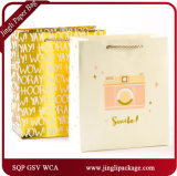 Hot Stamping Foil Gift Bags Gift Paper Bags