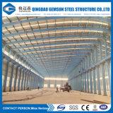 Diseño flexible prefabricado del Godown de la estructura de acero