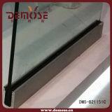 De Balustrade van het Glas van Frameless van het Kanaal van het aluminium (dms-B2145)