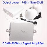 Amplificador celular do sinal da alta qualidade CDMA850MHz do uso do escritório
