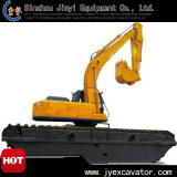 Undercarriage Pontoon Jyae-9の油圧Mini Excavator