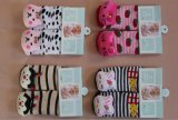 3D Animal/Lovely/Indoor Warm Socks를 가진 아기 Cute 반대로 Slip Floor Socks