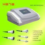 Strumentazione ultrasonica H-9010A di mini del salone dello schermo di tocco di 8 pollici della clinica bellezza professionale domestica portatile di uso