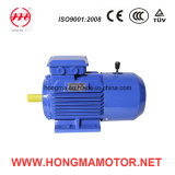 Motor eléctrico trifásico 160m2-8-5.5 de Indunction del freno magnético de Hmej (C.C.) electro