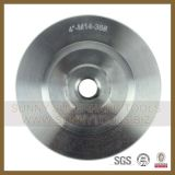 Stone Polishingのための125mm Double Row Diamond Cup Grinding Wheel