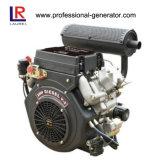 20HP Luft abgekühlter V Doppeldieselmotor