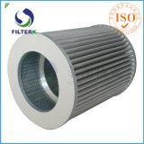 Filterk G5.0のステンレス鋼の天燃ガスのフィルター素子