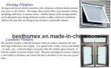 Sliding de aluminio Window con Good Price/Aluminum Window