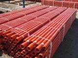 FRP siffle Dn25mm (la pipe de GRP)