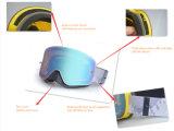 Gafas de seguridad de los accesorios de la motocicleta de la receta para la protección de ojo