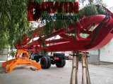 13m 15m 17m 18m Spider Concrete Placing Boom China Placer op Sale