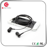 Metal Earbuds para esportes Earphone 3.5mm Jack com OEM