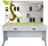 Installation Thermique Electrique, das pädagogischem Gerät Berufsausbildungs-Gerät unterrichtet