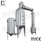 Evaporatore di vuoto del succo di frutta dell'acciaio inossidabile