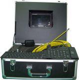 appareil-photo d'inspection de pipe de 6mm avec avec DVR et claviers