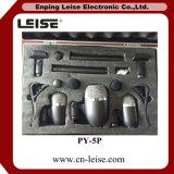 Favorable-Aduio micrófono del tambor del Mic del condensador de la buena calidad de Py-5p