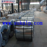 914mm/925m m galvanizaron la bobina de acero