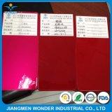 Vernice rossa della polvere per la strumentazione di forma fisica