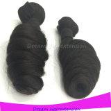 Волосы Remy девственницы самой лучшей волны качества свободной перуанские
