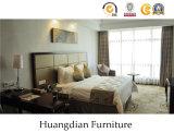 Chinesisches Pflaume-Hotel-Standardschlafzimmer-Möbel (HD873)