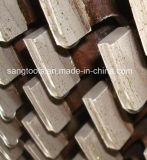 Marbre à lames multiples d'outils et de segments de diamant