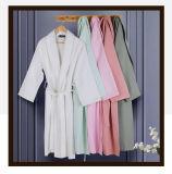 Bathrobe relativo à promoção do hotel/os Home pijama/Nightwear do Waffle/