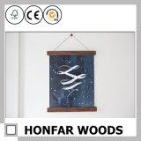 Самомоднейшая закрепленная деревянная картинная рамка для домашнего декора