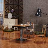 De in het groot Vierkante Houten Lijst van het Restaurant met Gietijzer voor het Dineren (SP-RT549)