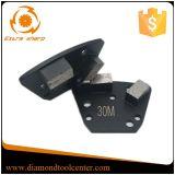 Диамант трапецоида металла двойного этапа конкретный меля Bonded