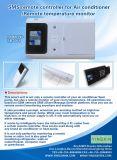 Controlador remoto de SMS para o condicionador de ar/monitor remoto da temperatura