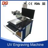Macchina per incidere UV della marcatura del laser 2017 sulla vendita