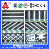 単一の白P10 LEDのテキスト・モジュールスクリーン表示