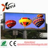 Módulo a todo color al aire libre de P10 LED que hace publicidad de la pantalla de visualización