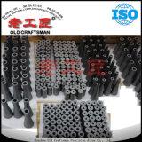 Yg15 Punzones de extrusión de carburo cementado con tungsteno Die for Power Metallurgy
