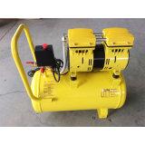 compresseur d'air Oilless de vis portative exempte d'huile de 30L 600W mini