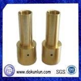 Präzision Soem-Messingmetallaluminiumautomobil-Reserve CNC-maschinell bearbeitenteile