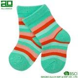 Uitstekende kwaliteit Gebreide Katoenen van de Baby van de Douane Sokken