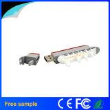 OEMの製造業者の習慣3D PVC船整形USBの棒